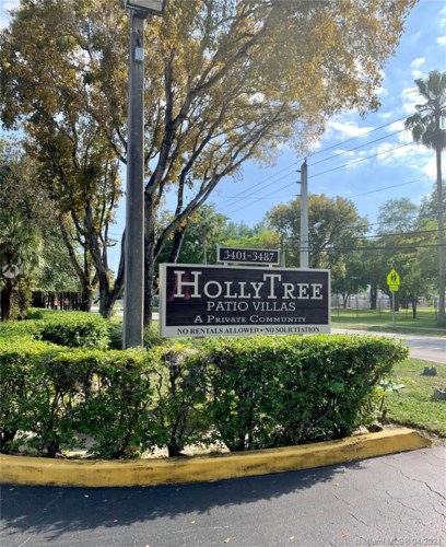 3469 SW 52nd Ave  #3469, Pembroke Park, FL 33023