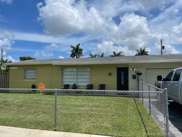 610 NW 17th St, Homestead, FL 33030