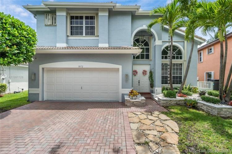 1872 SW 163rd Ave, Miramar, FL 33027