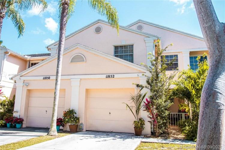 11852 SW 98th Ter  #11852, Miami, FL 33186