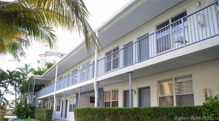 2445 Lake Pancoast Dr  #O, Miami, FL 33140