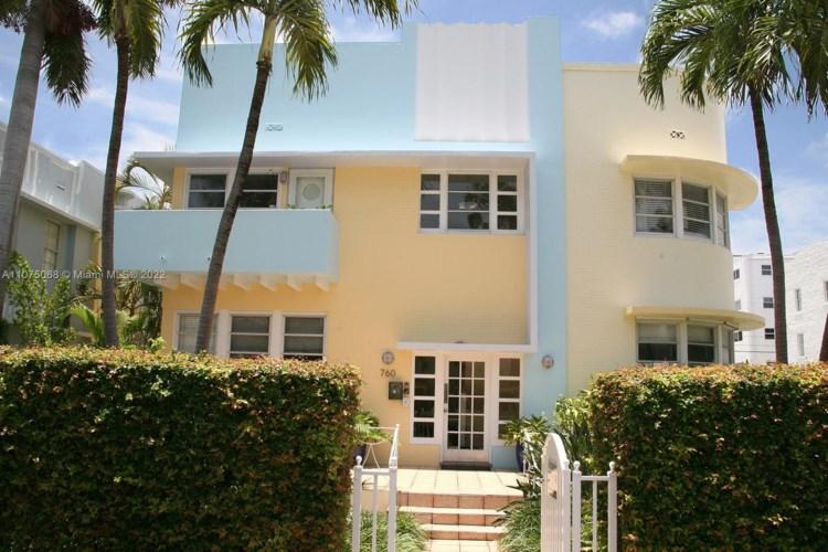 760 Euclid Ave  #103, Miami Beach, FL 33139