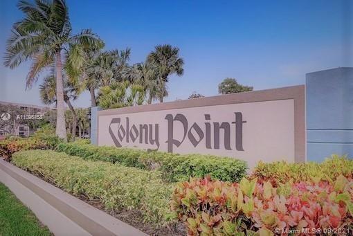 901 Colony Point Cir  #319, Pembroke Pines, FL 33026