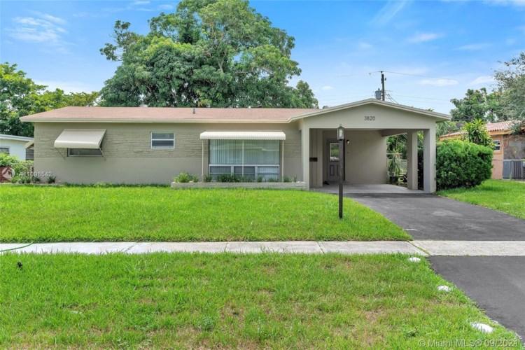 3820 NW 6th Pl, Lauderhill, FL 33311