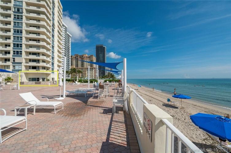 3180 S Ocean Dr  #108, Hallandale Beach, FL 33009