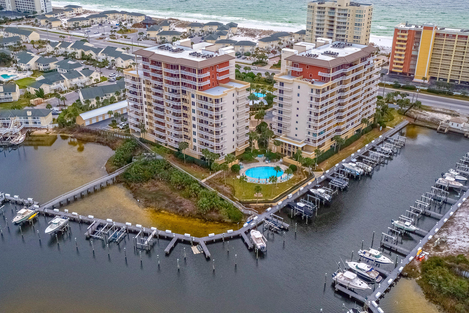 725 Gulf Shore Drive  #UNIT 701B, Destin, FL 32540