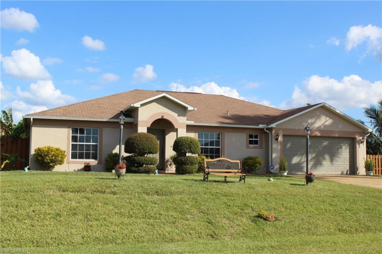 2509 NW 28th Place, CAPE CORAL, FL 33993
