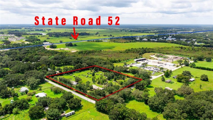 11939 EMMAUS CEMETERY ROAD, SAN ANTONIO, FL 33576