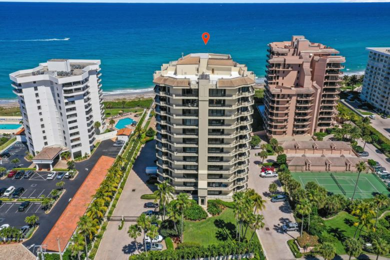570 Ocean Drive Unit 502, Juno Beach, FL 33408