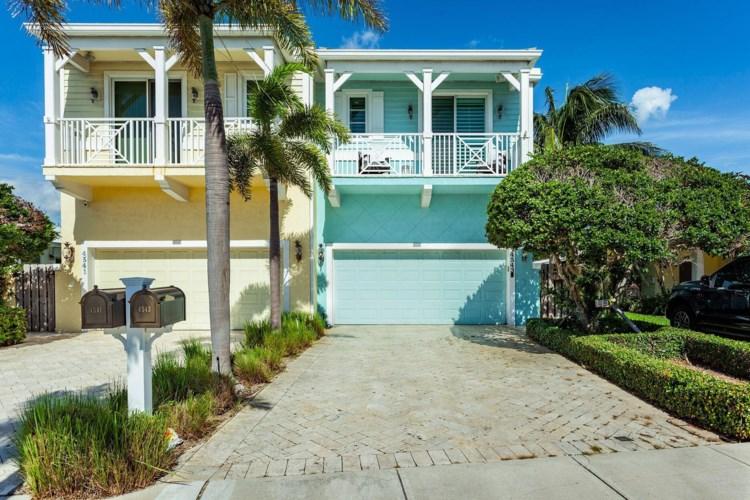 4543 Poinciana Street, Lauderdale By The Sea, FL 33308
