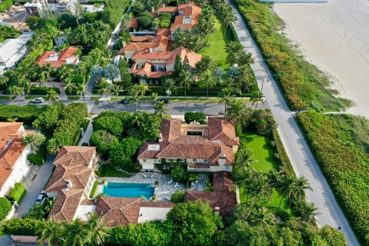 172 S Ocean Boulevard, Palm Beach, FL 33480