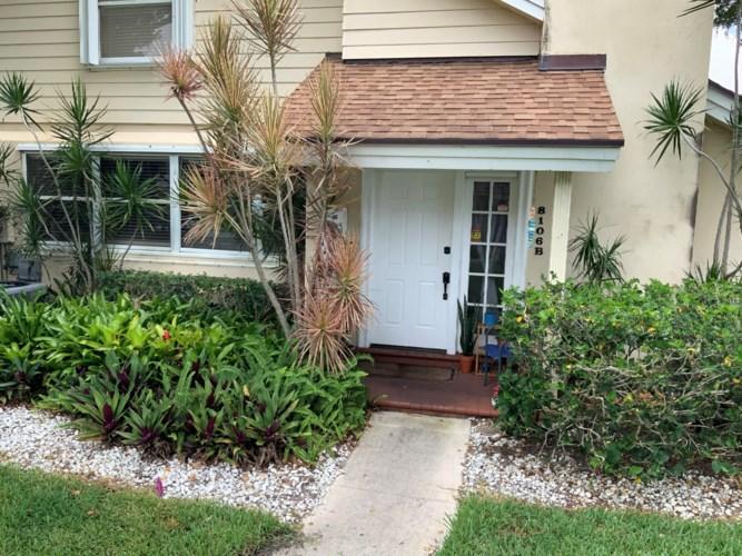 8106 Oakton Court Unit 6b, Lake Clarke Shores, FL 33406