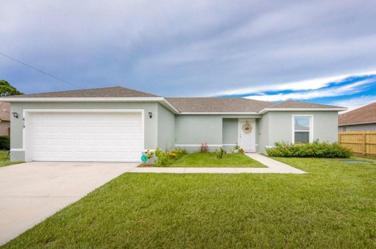 619 SW Bacon Terrace, Port Saint Lucie, FL 34953