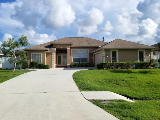 1718 SW Penrose Avenue, Port Saint Lucie, FL 34953