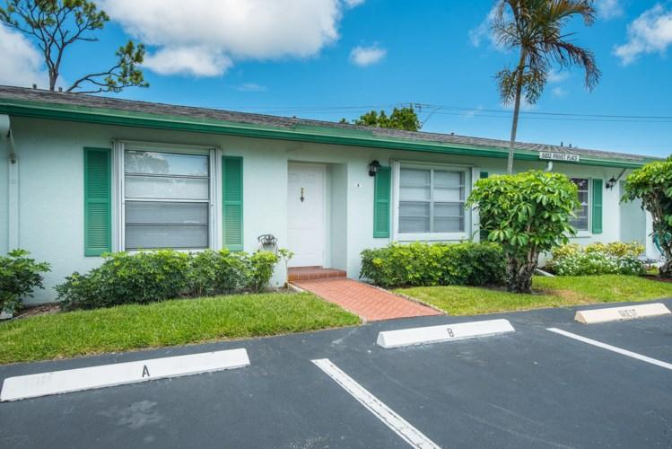5032 Privet Place Unit B, Delray Beach, FL 33484
