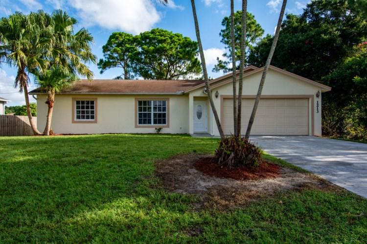 1213 SW Marmore Avenue, Port Saint Lucie, FL 34953