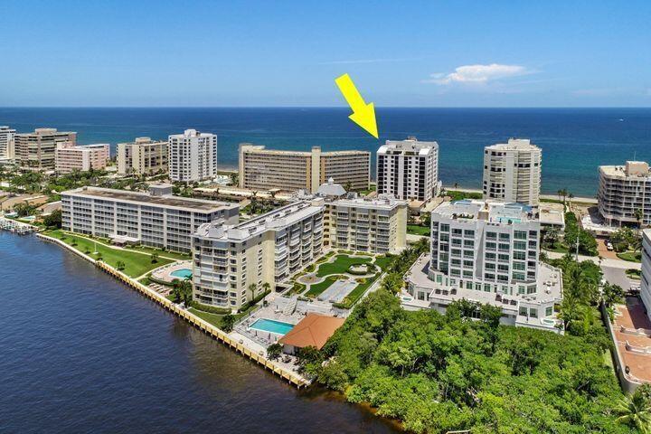 3115 S Ocean Boulevard Unit 301, Highland Beach, FL 33487