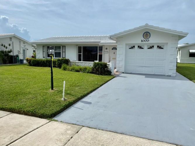 1000 Ocean Drive, Boynton Beach, FL 33426