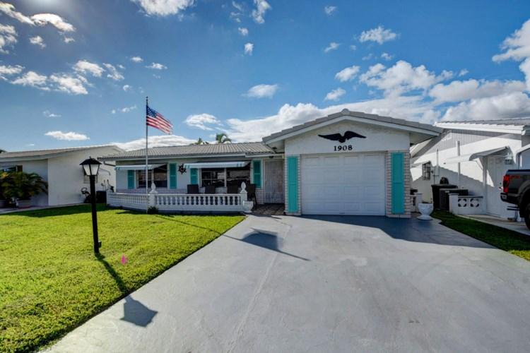 1908 SW 20th Circle, Boynton Beach, FL 33426