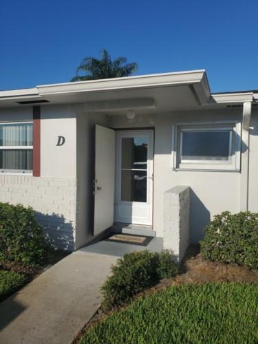 2775 Emory Drive Unit D, West Palm Beach, FL 33415