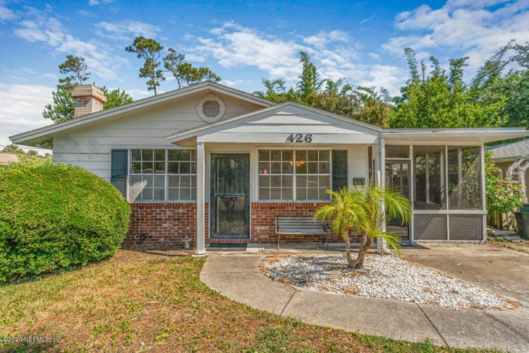 426 HOPKINS ST, NEPTUNE BEACH, FL 32266