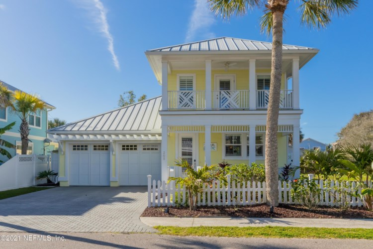 205 12TH ST, ST AUGUSTINE BEACH, FL 32080