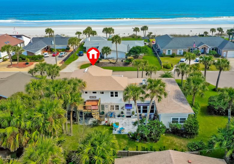 830 BEACH AVE, ATLANTIC BEACH, FL 32233