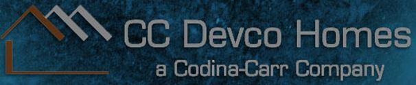 CC Devco Homes-a Codina-Carr Company