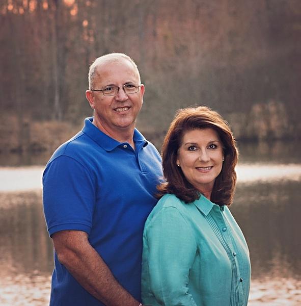 Rick and Becky Rainwater