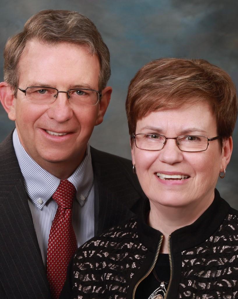 Chuck & Cheryl Wilhelm