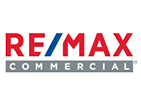 RE/MAX North Central Commercial Logo