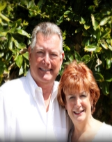 Roger and Lynne Petersen
