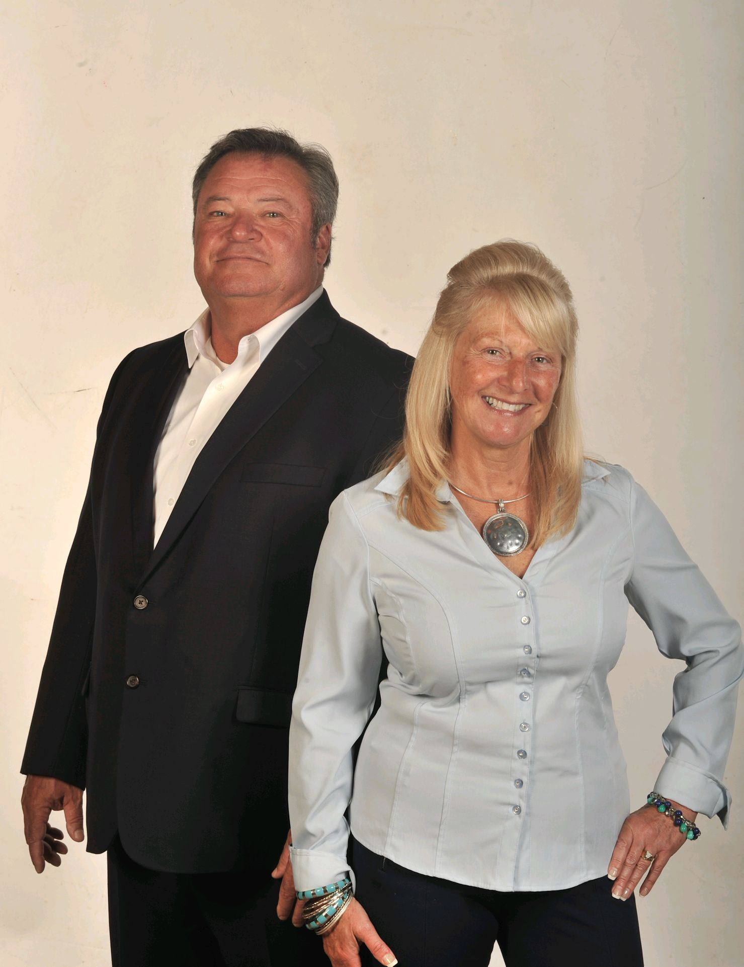 Jim and Jan Theisen