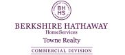 Berkshire Hathaway HomeServices Towne Realty Commercial Logo