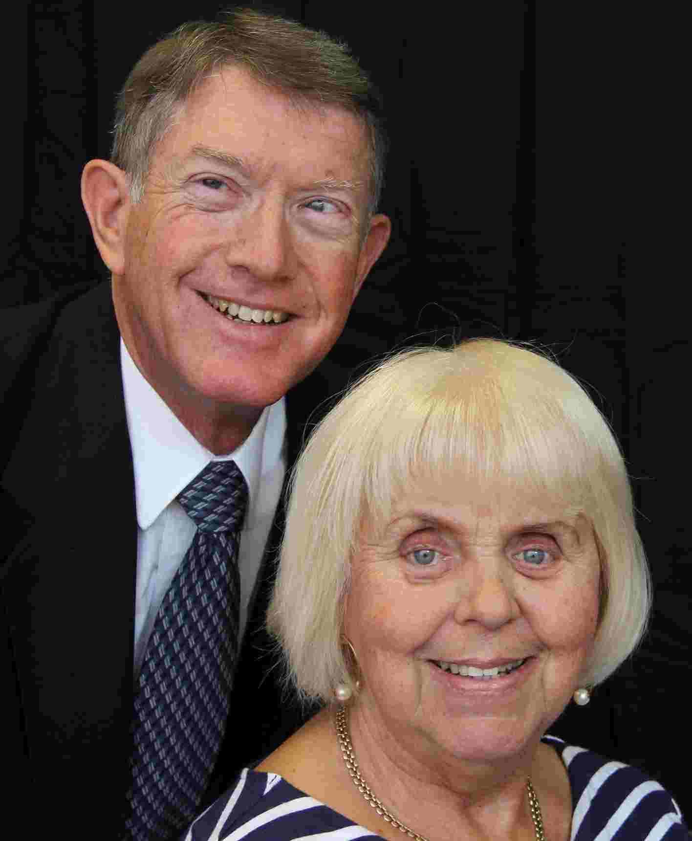 George & Nancy Wohlford