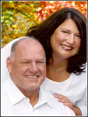 Bob and Jessica Leonard