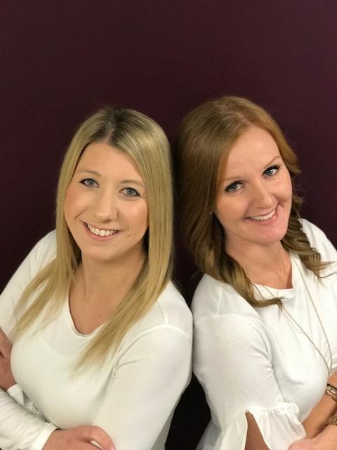 The Dream Team Tamala Evans & Megan Singleton