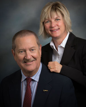 Bob & Julie Tallichet