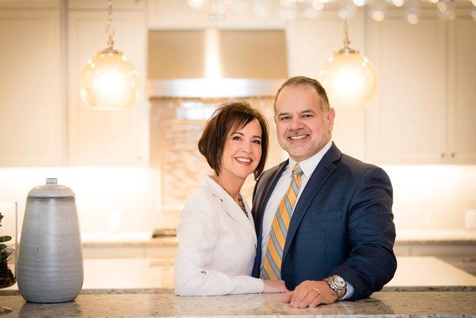 Michelle & Darren Johnson