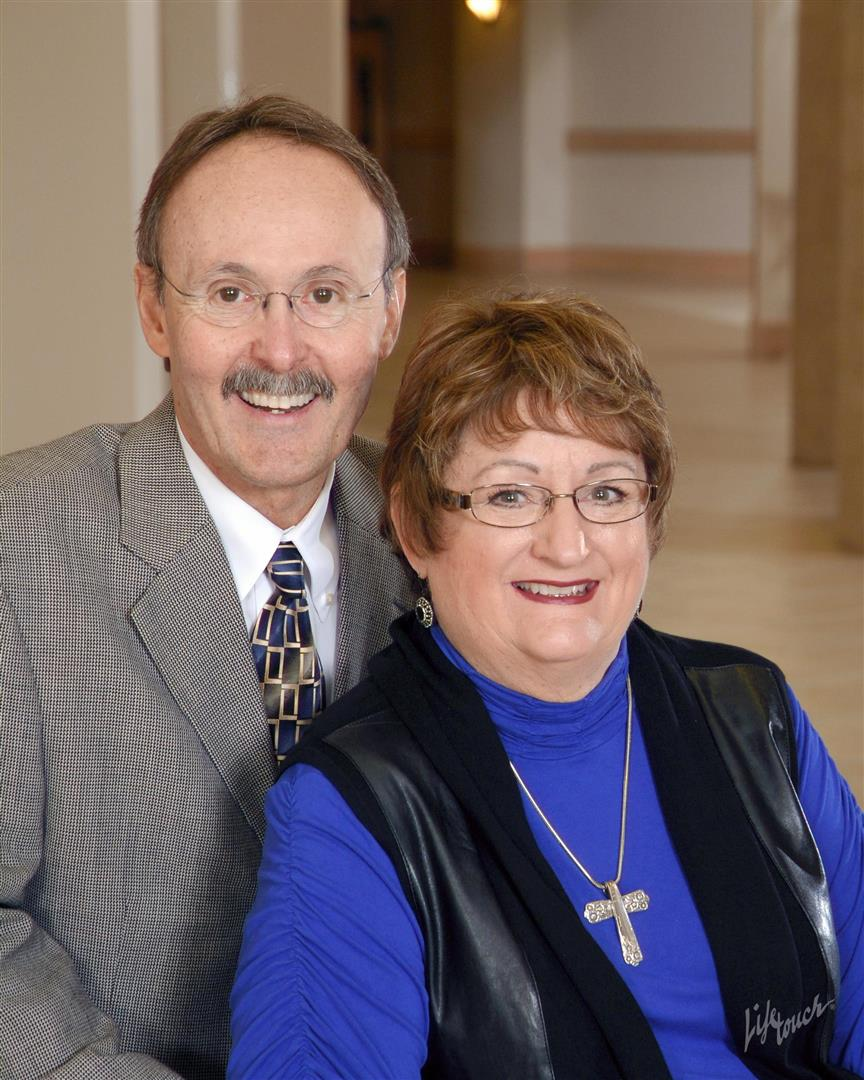 Richard and Patty Taylor