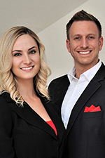 Lexi Price and Jake Campbell, The Tucson Homes Team
