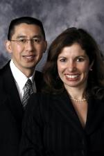 Marcia and Ken Wong