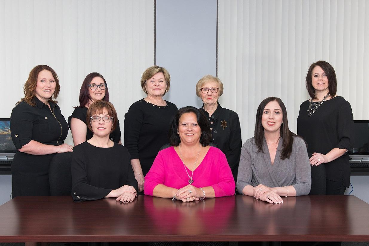 Listing team photo