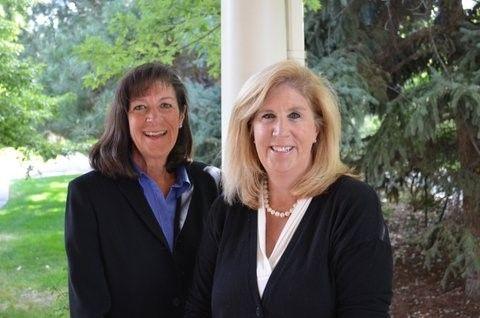 Julie Egan & Sallie Grewe