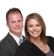 Kevin Thoenen & Audrey Houchins