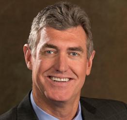 Steven John, president and CEO