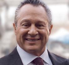 Gino Blefari: Chief Executive Officer, HSF Affiliates