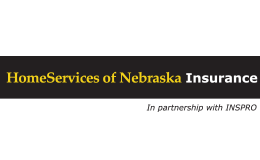 HomeServices of Nebraska Insurance