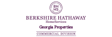 Berkshire Hathaway HomeServices Georgia Properties – Commercial Division Logo