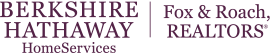 Berkshire Hathaway HomeServices Fox & Roach Logo